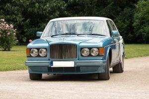 Bentley Turbo R von vorne